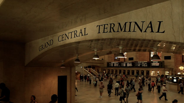how to get to the next terminal